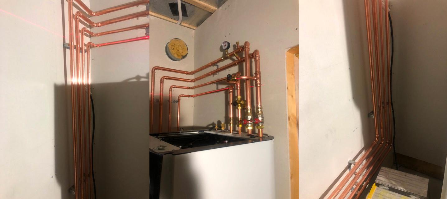 byte-varmvattenberedare
